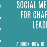 social media for charity leaders